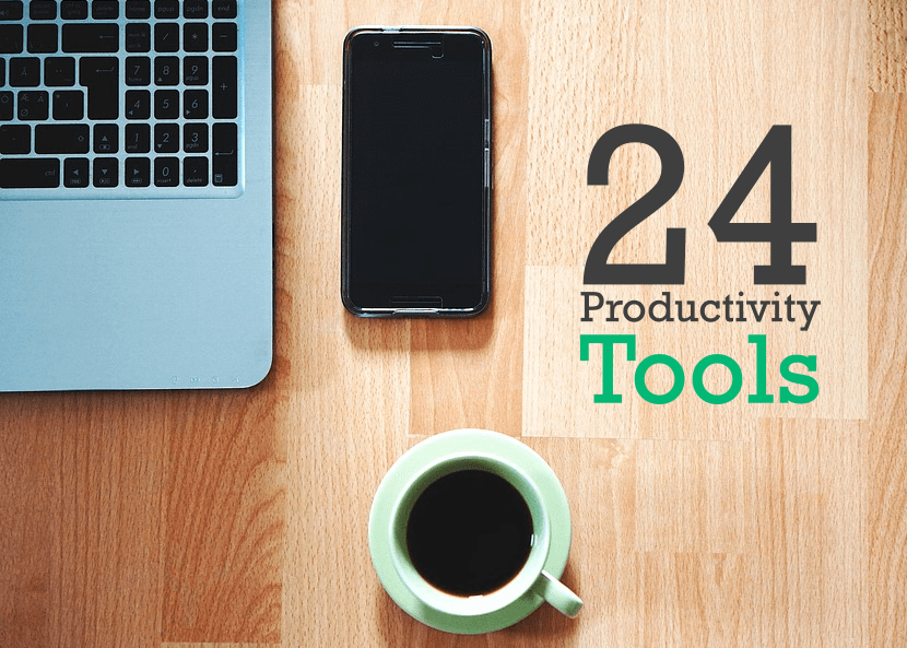 24 Productivity Tools To Help You Be More Productive in 2019
